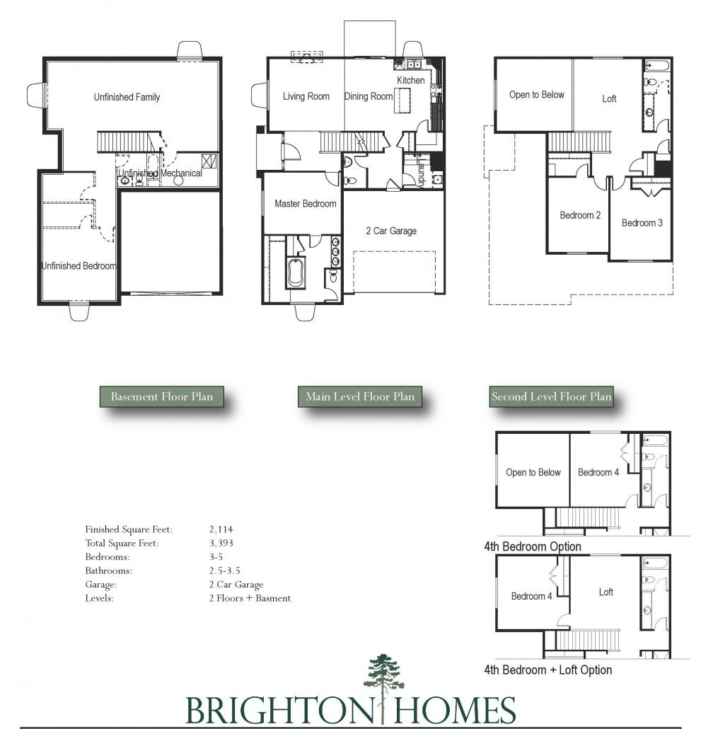 Ashford Twin Home Build With Brighton Homes